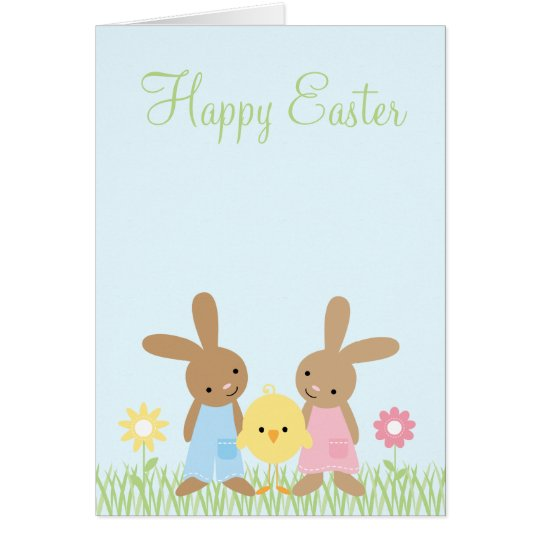 Tarjetas de felicitación de Pascua de los amigos
