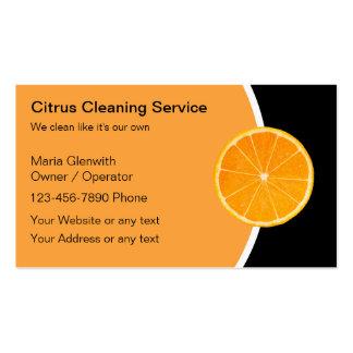Tarjetas de la empresa de servicios de la limpieza plantillas de tarjetas de visita
