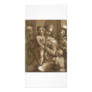 Tarjetas de la foto del colector de la Virgen, del Tarjetas Fotograficas