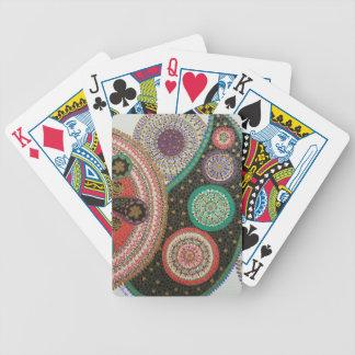 Tarjetas de la magia de las lágrimas baraja de cartas bicycle