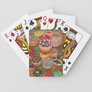 Tarjetas de las magdalenas cartas de juego