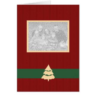 Tarjetas de Navidad de la foto de familia del día