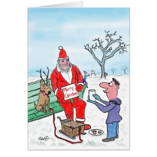 tarjetas de navidad divertidas el significado del