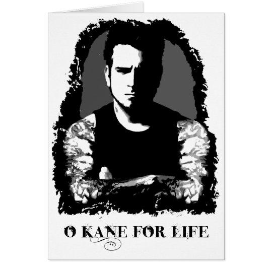 Tarjetas de O'Kane: Le marcaría (Dallas)