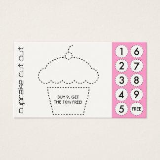 tarjetas de sacador cortadas magdalena