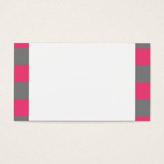 Tarjetas de visita a cuadros del tablero de damas