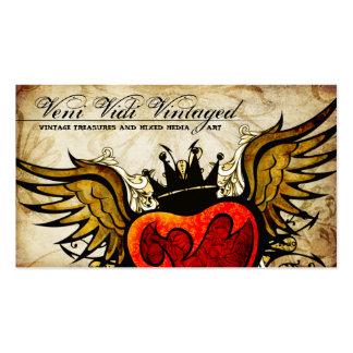 Tarjetas de visita para los profesionales del tattoo