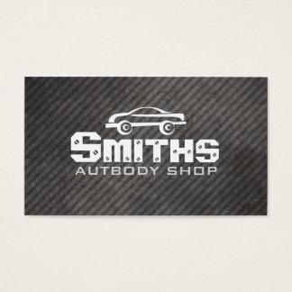 Tarjetas de visita de Autobody