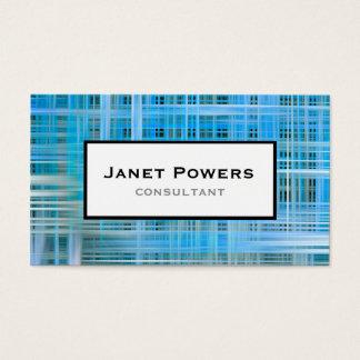 tarjetas de visita de encargo elegantes modernas
