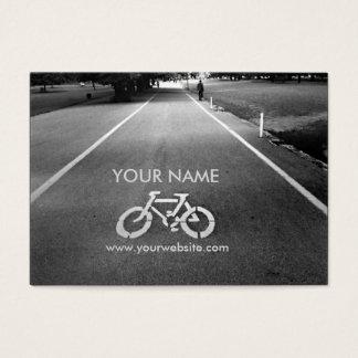 Tarjetas de visita de la muestra de la bicicleta 2