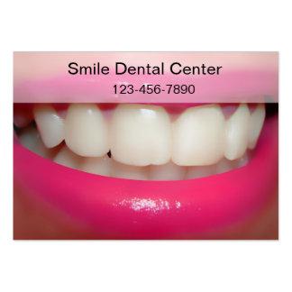 Tarjetas de visita dentales