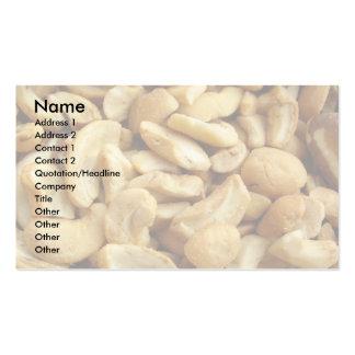 Tarjetas de visita Nuts 002