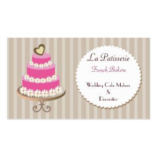 tarjetas de visita rosadas de los fabricantes del