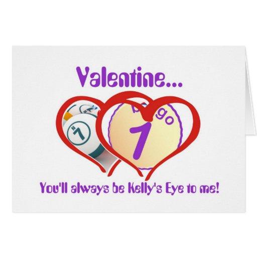 tarjetas del bingo - valentine2