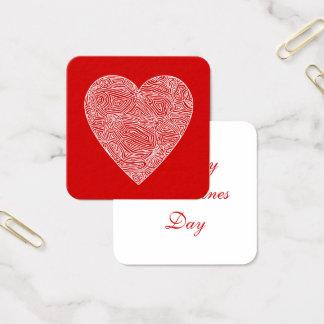 Tarjetas del día de San Valentín