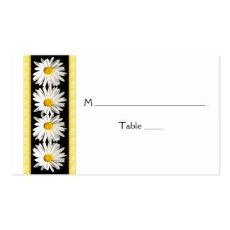 Tarjetas del lugar de la ocasión especial de la ma tarjeta de visita