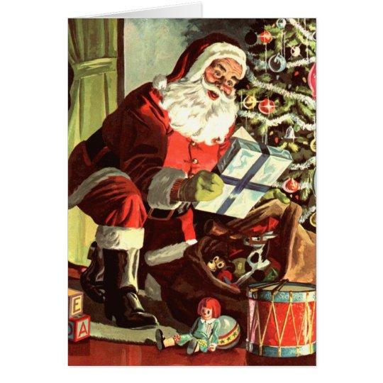 Tarjetas del regalo de Navidad y del árbol de