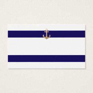 Tarjetas náuticas del acompañamiento de la tabla