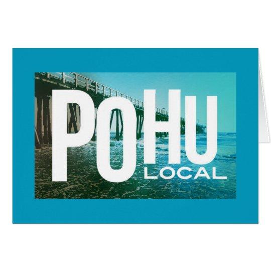 Tarjetas PoHuLocal-Locales