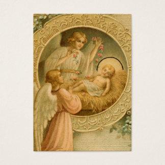 Tarjetas santas (cita): El amor bajó en el navidad