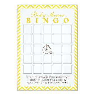 Tarjetas viejas del bingo de la fiesta de anuncios