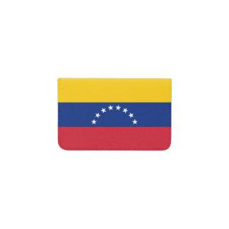 Tarjetero Bandera de Venezuela