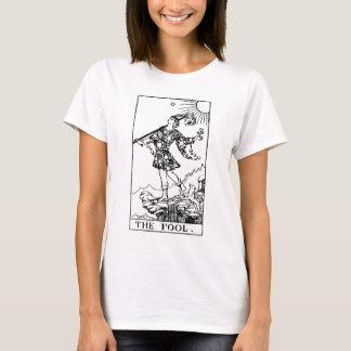 Tarot - tonto camiseta