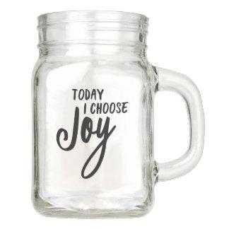 Tarro Elija la alegría