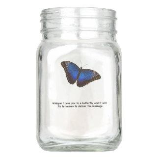 Tarro Mariposa del susurro