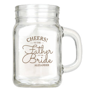 Tarro Padre del banquete de boda el   de la novia
