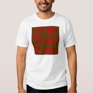 Tartán de MacGregor Camisas