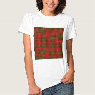 Tartán de MacGregor Camisetas