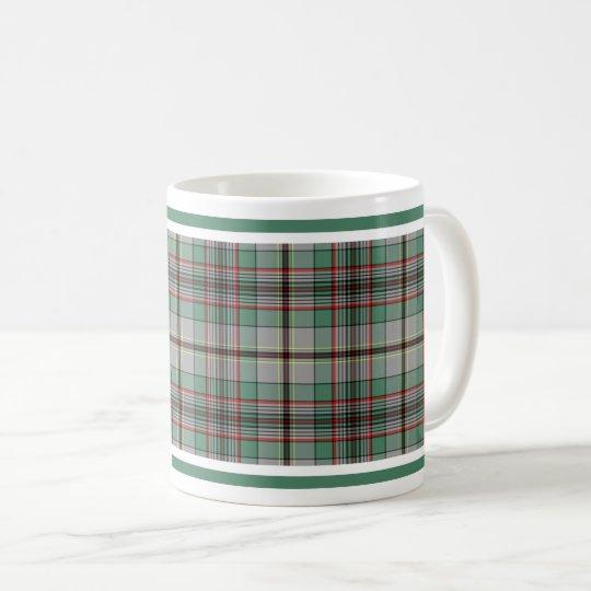 Tartán del escocés del clan de Craig Taza De Café