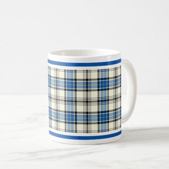 Tartán del escocés del clan de Hannay Taza De Café