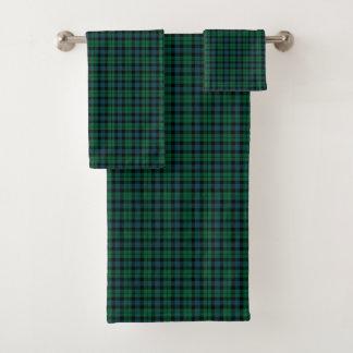 Tartán escocés de MacKay del clan de la tela
