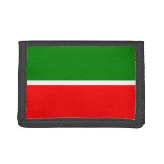 Tartaristán señala por medio de una bandera