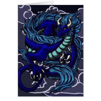 Tatsuya Año de la tarjeta del dragón
