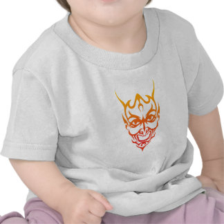 Tattoo demonio demon camisetas