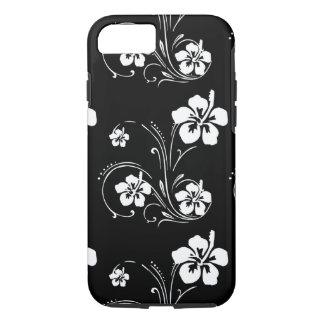 Tatuaje de la flor funda iPhone 7