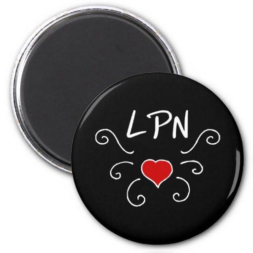 Tatuaje del amor de LPN Iman