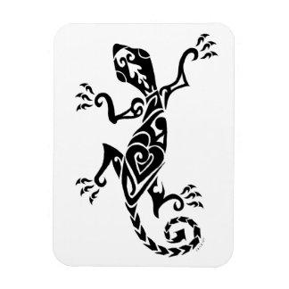 Tatuaje del lagarto/imán del modelo del lagarto imanes flexibles