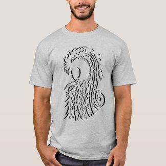 Tatuaje hawaiano camiseta