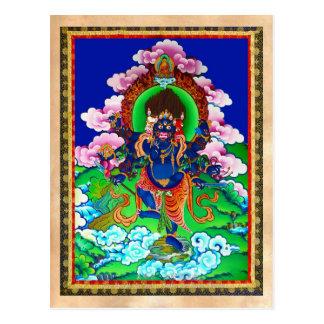 Tatuaje tibetano oriental fresco de Ucchusma del Postal