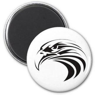 tatuaje tribal del águila del símbolo de Estados U Imanes Para Frigoríficos