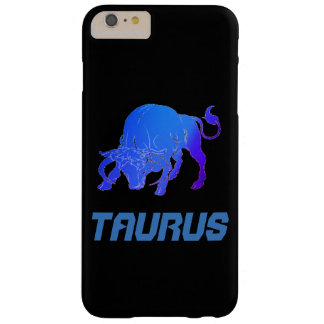 Tauro azul, caso del iPhone/del iPad Funda Barely There iPhone 6 Plus