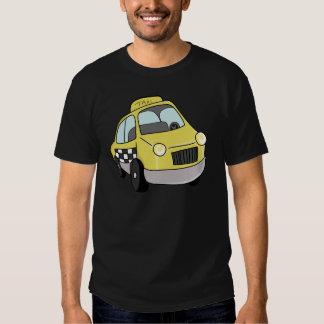 Taxi amarillo camisetas