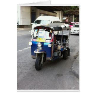 ¿Taxi cualquier persona Tarjetón