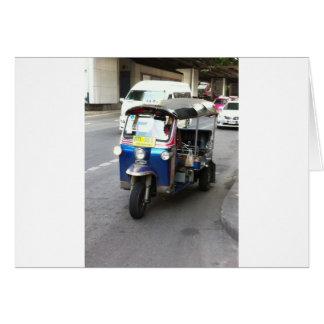¿Taxi cualquier persona? Tarjeta De Felicitación