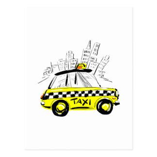 taxi del newyork