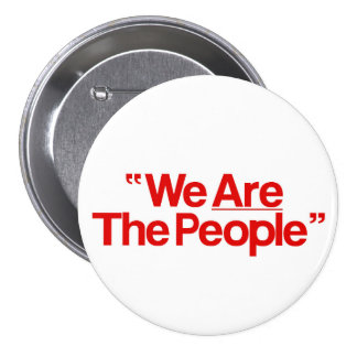 "Taxi Driver ""We Are The People "" Chapa Redonda De 7 Cm"